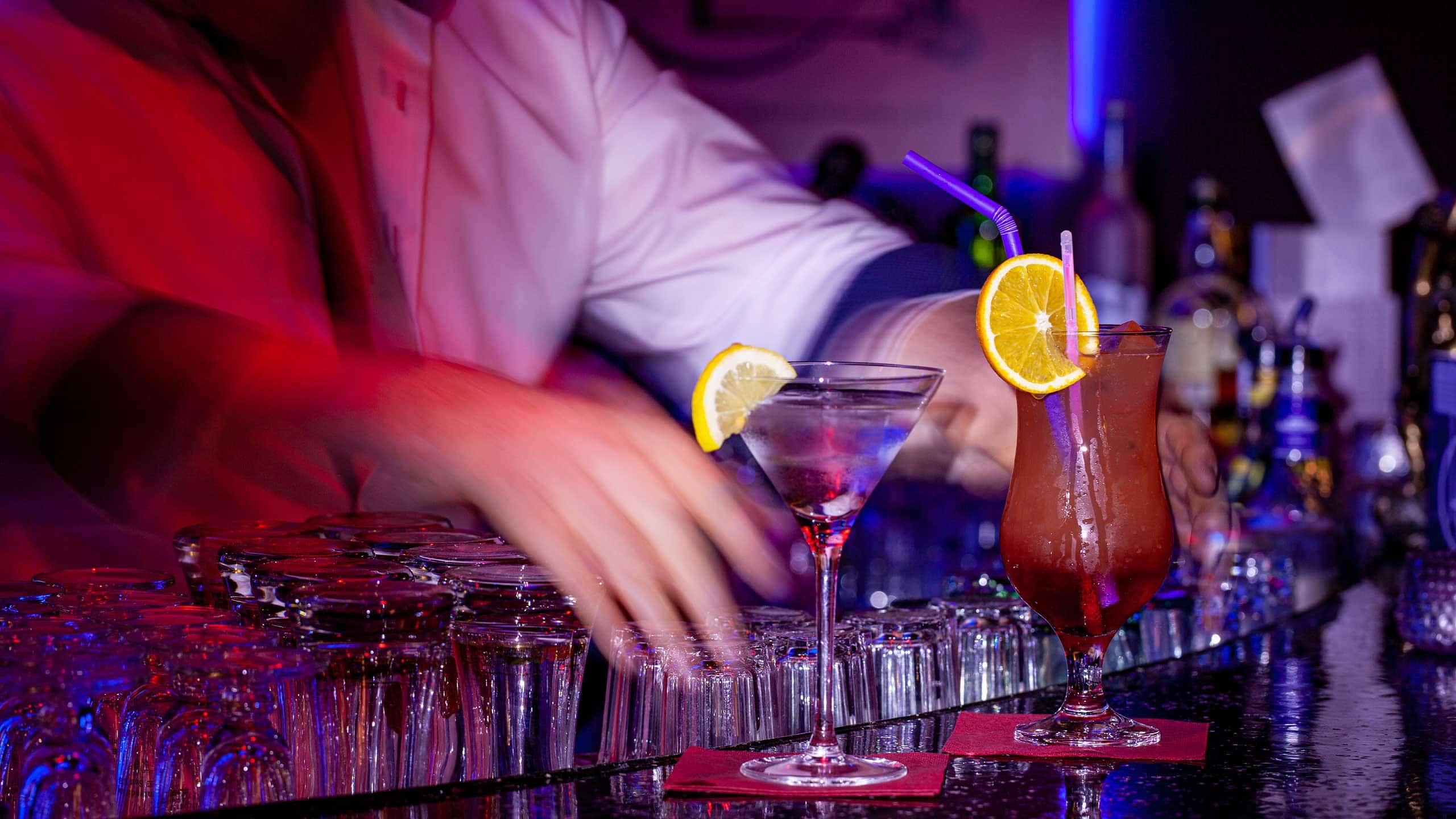 Bar Hemmungslos Hannover Tresen Theke Bar Barbereich Ergeschoss
